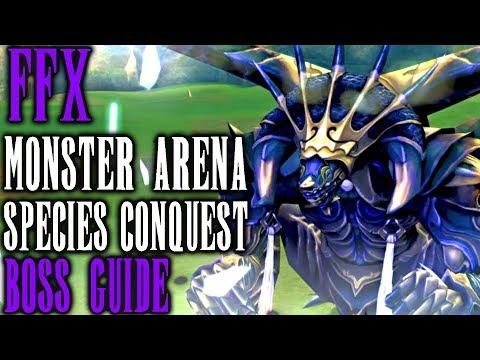 Final Fantasy X - Monster Arena Boss Guide - Original Creations & Nemesis - AI, Tips & Tricks