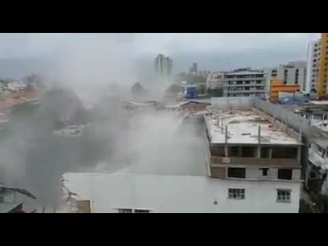 Wellawatte Building Collapse