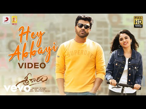 Sreekaram - Hey Abbayi Video Song | Sharwanand | Kishor B | Mickey J. Meyer