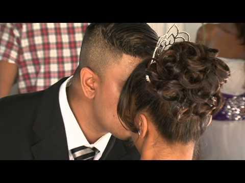 Wedding Reception(Guyana)With G Photo Studio