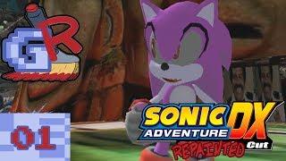 Seth || Sonic Adventure DX Repainted (Part 1)