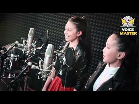 Алина Сидорова и Дарья Ким, песня Сестер Толмачевых  Shine