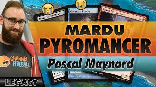 Well, this is awkward: Mardu Pyromancer - Legacy   Channel Pascal