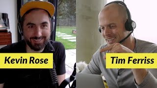 Kevin Rose and Tim Ferriss on The Most Important Relationship Lessons Learned From The Last 10 Years