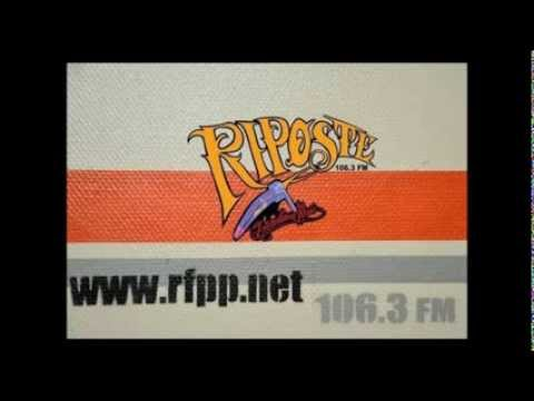 Vantard en interview pour Riposte 106.3 FM - Frequence Paris Plurielle