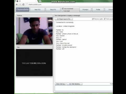 chatroulette not working