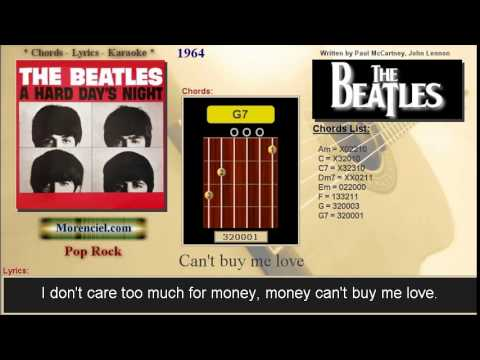 The Beatles - Can't buy me love #0158