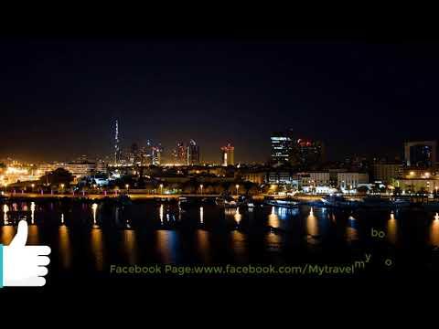 Dubai Night to Morning – Creek Timelapse 2020 #Dubai #Creek #DubaiVlog #DubaiTimelapse #VisitDubai20