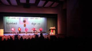 Jumping Jacks boston team dance performance 2015 at New England Tamil Sangam