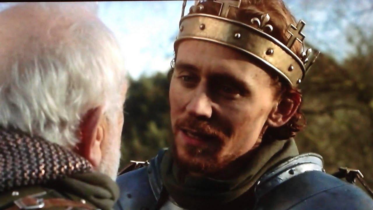 Tom Hiddleston: The Hollow Crown, Henry V: St. Crispian ...