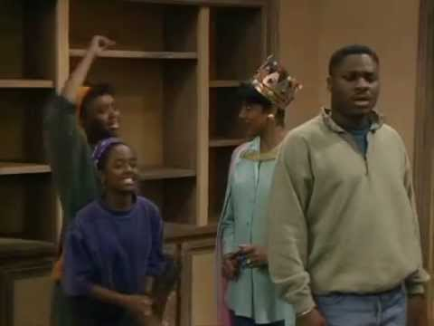 Keshia Knight Pulliam in The Cosby Show (Rudy Huxtable)