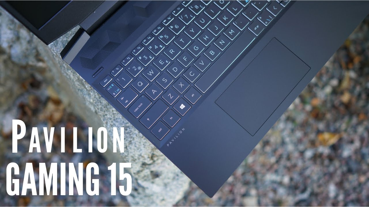 HP Pavilion Gaming 15 (2020) Review - RYZEN R5-4600H = AMAZING CPU VALUE