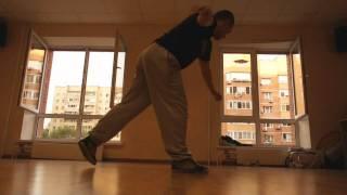 Обучение-урок твиста (Air-Twist),от группы Русские Мувщики.