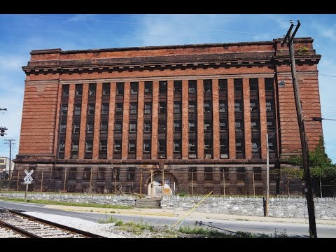 Abandoned: York County Prison in York Pennsylvania (Part 1 Of 5)