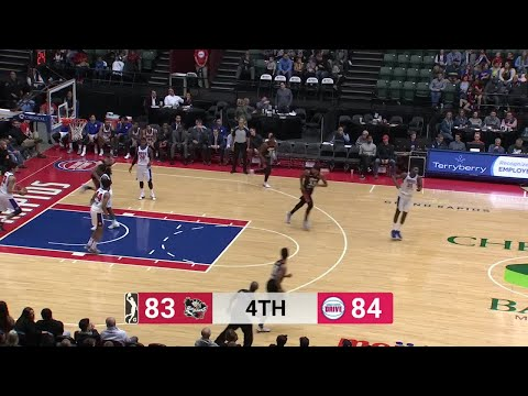 Josh Magette Posts 15 points & 12 assists vs. Grand Rapid Drive