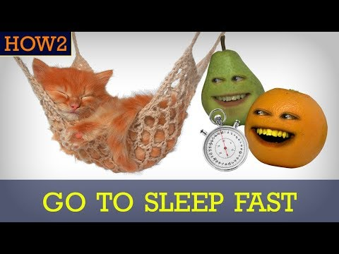 HOW2: How to Go to Sleep Fast!