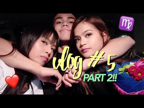 Vlog #5 (Part 2): Kpop Carpool Karaoke, #EuRis and more!! | Eunice Santiago