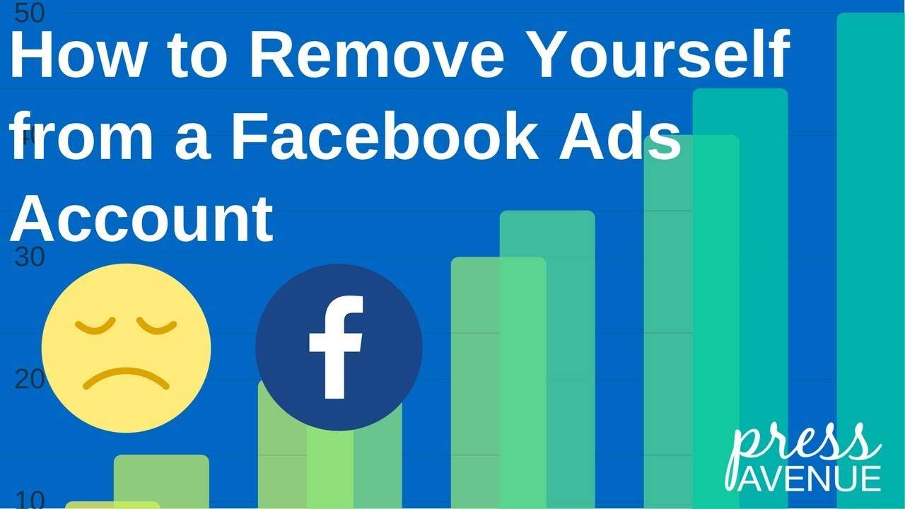 How to Remove Yourself From a Facebook Ad Account