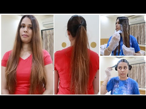 Hair Highlighting and Coloring at Home | Salon Style