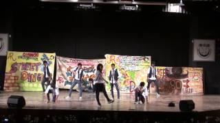 Performance 2 - Street Dance @ AlgoRhythm