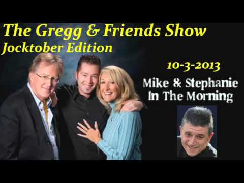 The Gregg & Friends Show 10-3-2013