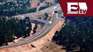 Inauguración de la nueva carretera Mazatlán - Durango / Transmisión Especial