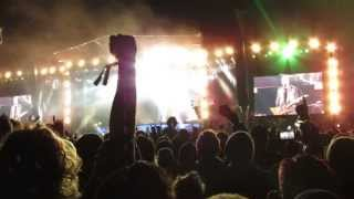 Metallica - Enter Sandman @ Download 2012, Donington Park