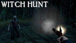 Witch Hunt Первый взгляд! Игра охота на ведьм в лесу!