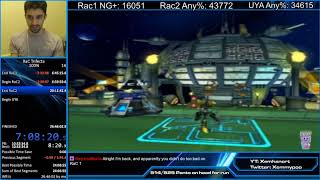 [World Record] Ratchet and Clank 100% Trifecta Speedrun in 21:58:03 (Part 2/3)