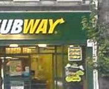 Smoke'in Subway (fishponds)