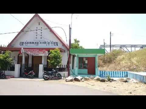 """Detik-detik Terakhir """"Gereja Kristen Jawi Wetan Kertosono - Nganjuk Jawa Timur - Indonesia"""