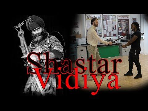 Shastar Vidiya - an introduction to Indian...