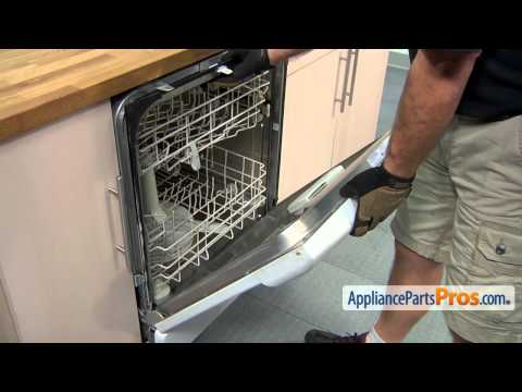 How To Replace A Dishwasher Door Cable Doovi