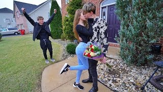 I ASK HER TO BE MY GIRLFRIEND ON CAMERA!