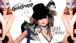 Watch Goldfrapp Tiptoe video