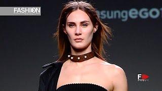 MARIA MAGDALENA Madrid Mercedes Benz Fall Winter 2017 18   Fashion Channel