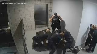 Arizona Cops Brutally Punch & Knee A Man At An