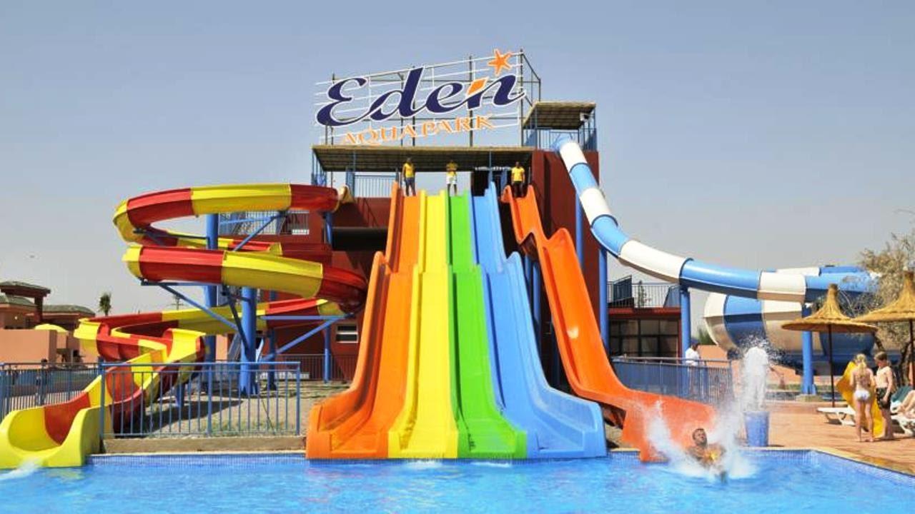 Eden Andalou Hotel Aquapark Spa