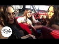 "The Bella Twins go behind-the-scenes of Sophia Grace's ""Hollywood"" music video: Bella Flashback"
