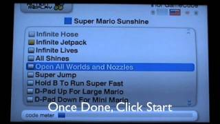 How To Use Action Replay On Wii