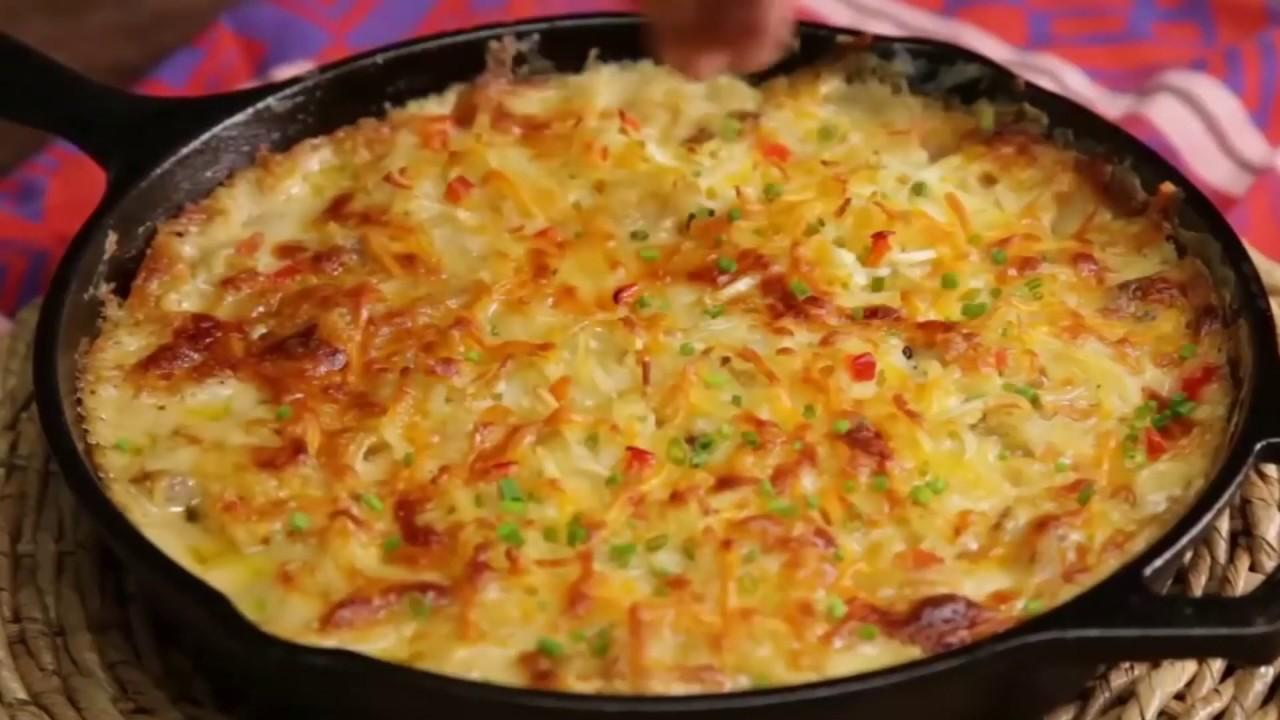 Ẩm Thực Thế Giới – Top 8 Bí quyết món ăn sáng cho gia đình 😍 | Bí quyết dễ dàng