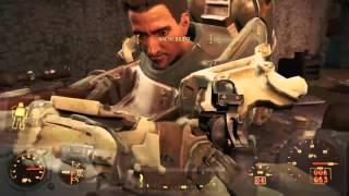 Пупсы Fallout 4 5 Тяжёлое оружие