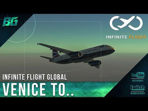 Infinite Flight | Venice to...
