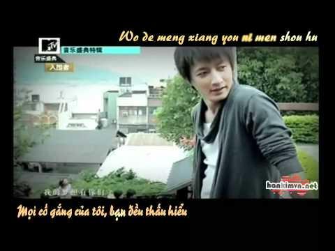 [Vietsub+Karaoke] MV Wings of Love - HanGeng [HanKimvn.net]