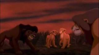 Give Up The Grudge Lion King