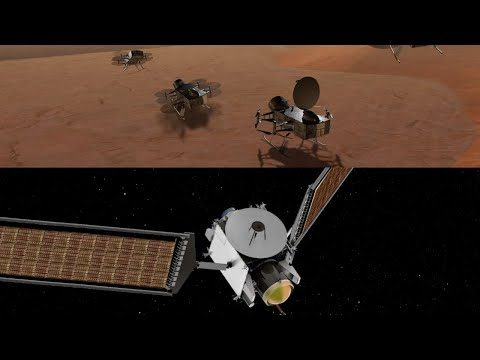 NASA Has Two Very Different Robotics Missions To Choose From