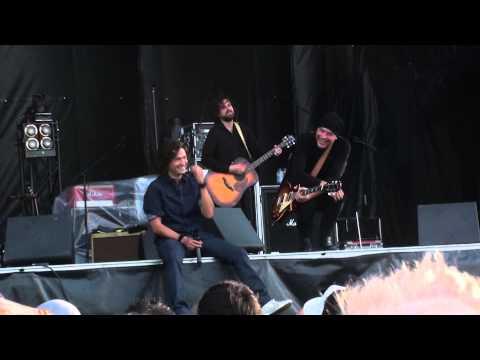 Moist : Underground Live @ RBC Bluesfest Ottawa 2014