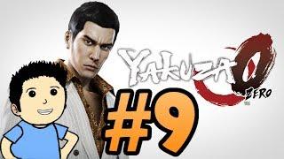 Yakuza 0 Deluxe Edition PC - Part 9 | MAHJONG EXPERT FAILS MAHJONG RANKING