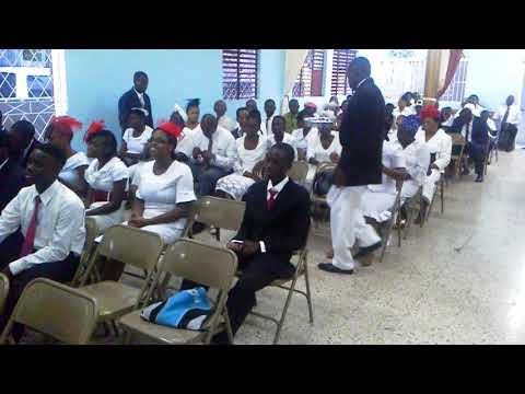 Deliverance Full Gospel Church Of God communion service (part 3)