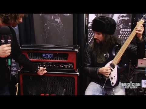 ENGL Amps w/Bumblefoot: NAMM 2012 Product Showcase